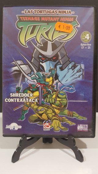 las tortugas ninja dvd