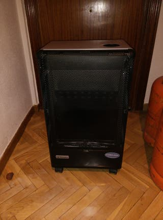 Estufa de butano Orbegozo Hbf 90 (llama azul)
