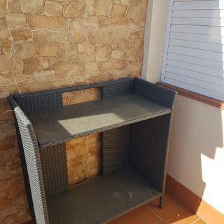mueble-bar jardín