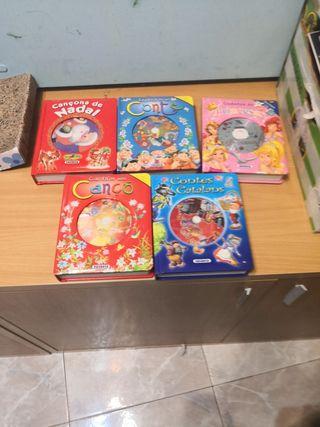 libros cuentos infantiles