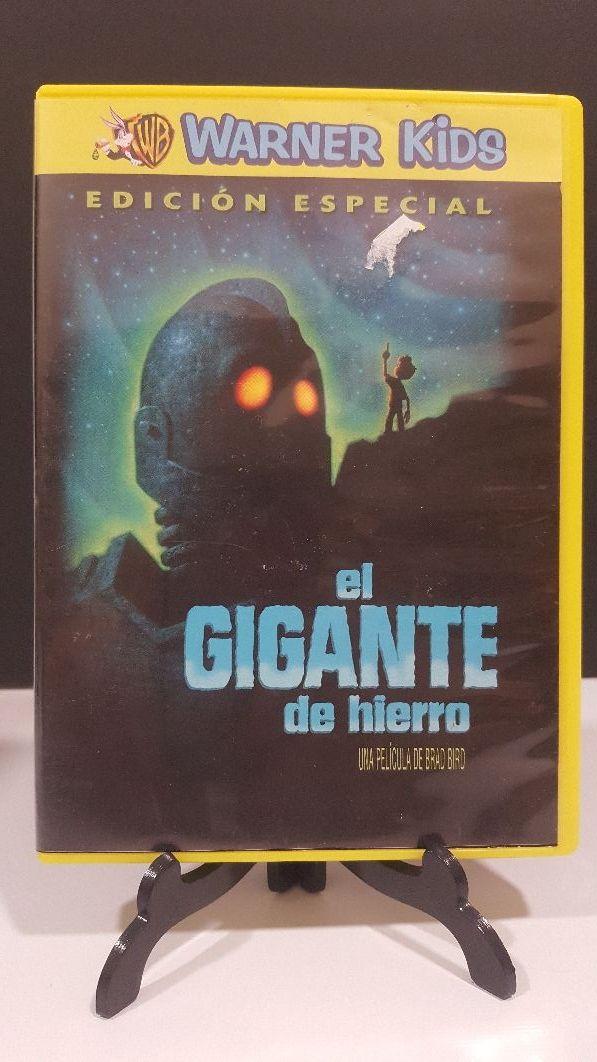 El Gigante de hierro dvd edic especial