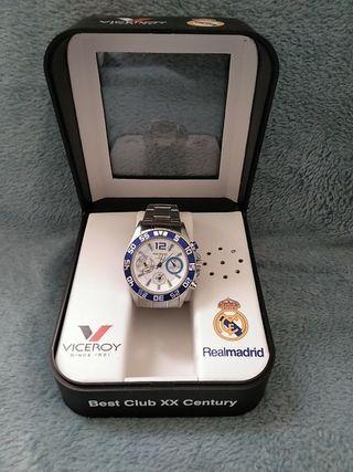 Reloj edición limitada del Real Madrid