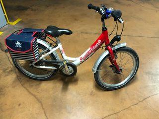 Bicicleta infantil Puky 20 pulgadas