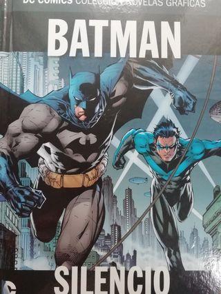 DC comic colección de novelas gráficas