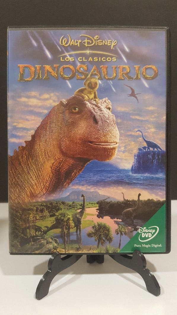 Dinosaurio walt Disney dvd