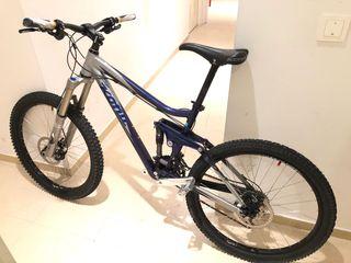 Bici Enduro, MTB