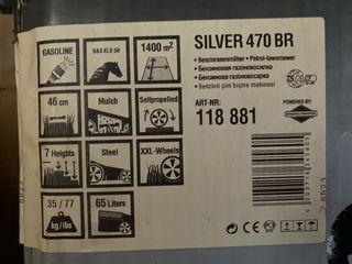 Cortacésped Al-Ko Silver 470