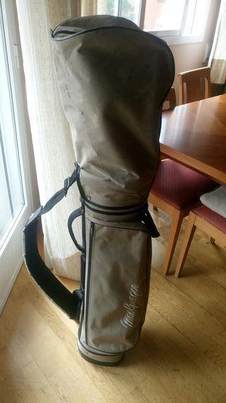 palos y bolsa de golf Macgregor
