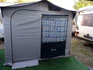 Cocina de camping