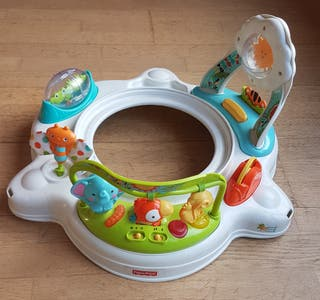 centro saltador bebe Fisher Price