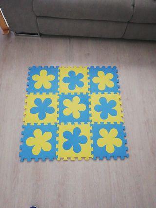 alfombra puzzle foam