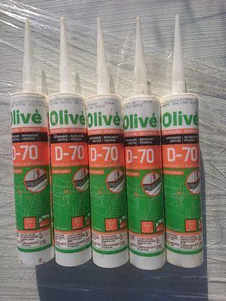5 masilla tapa grietas Olive D70 300ml