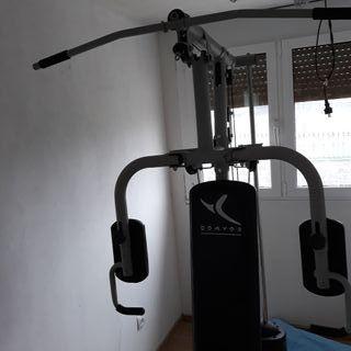 máquina de musculación domyos