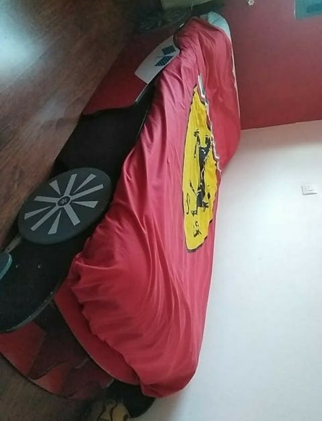 cama de niño