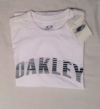 65 camiseta manga corta OAKLEY