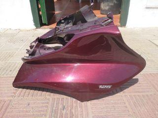 Plastico delantero Piaggio mp3 125cx