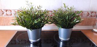 planta decoracion artificial