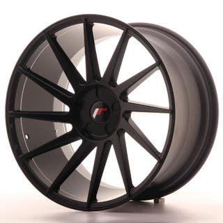 Japan Racing JR22 20x11 ET20-40 5H Blank MBlack