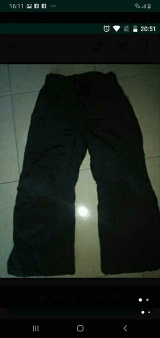 pantalón polar impermeable ETIREL