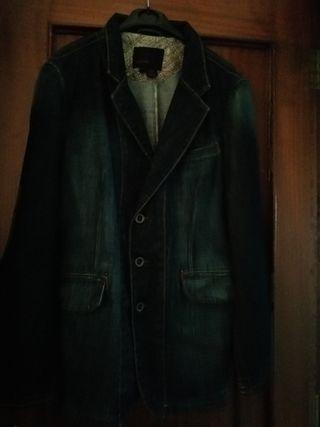 chaqueta de hombre vaquera
