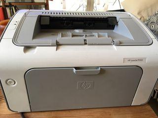 Impresora HP LaserJet P1102