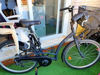 Bicicleta b'Twin Elops3 citybike