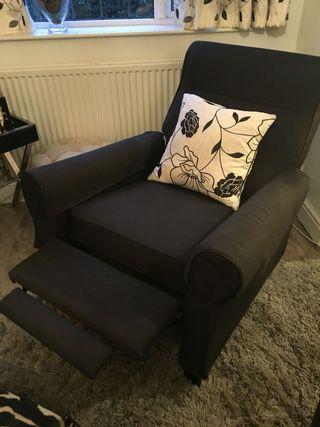 Sillon relax reclinable Muren Ikea