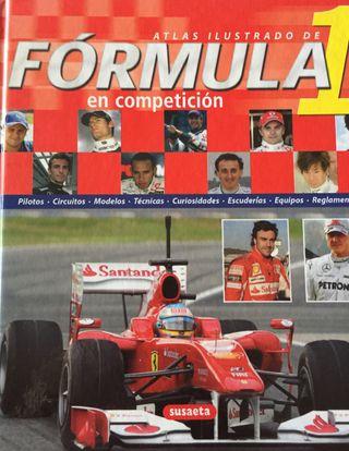 Atlas Ilustrado de Fórmula 1