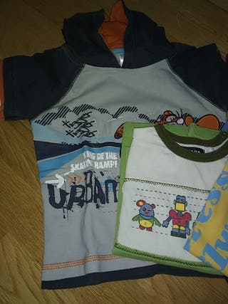 ropa niño 2-3 años