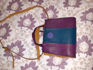 bolso de colores