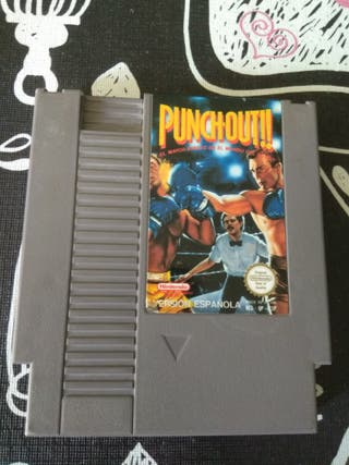 Punch-out!!. Nintendo. Nes