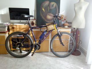 bicicleta mtb 26 merida hibrida gravel btt xl m