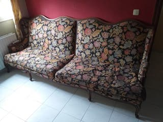 sofa antiguo