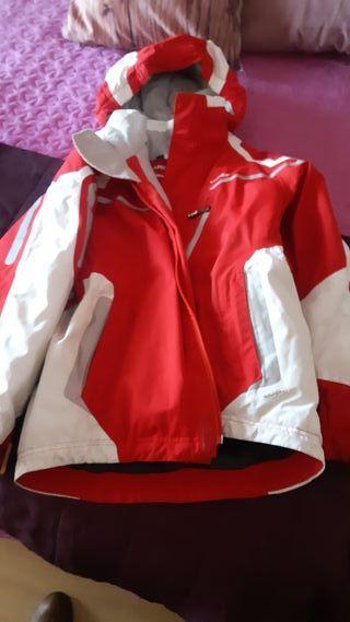 abrigo esquiar
