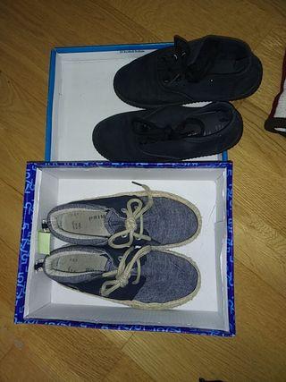 zapatillas niño talla 28-29