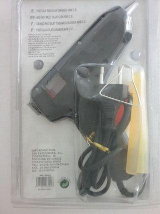 pistola encolar
