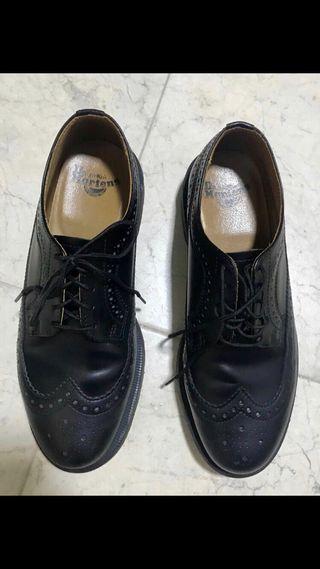 Dr Martens 3989 smooth Black