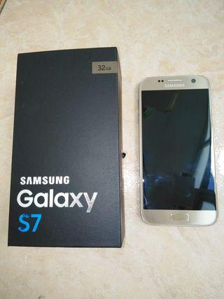 Samsung galaxy S7 (PRECIO NEGOCIABLE)