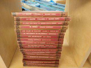 COLECCION PURPURA 74 volúmenes