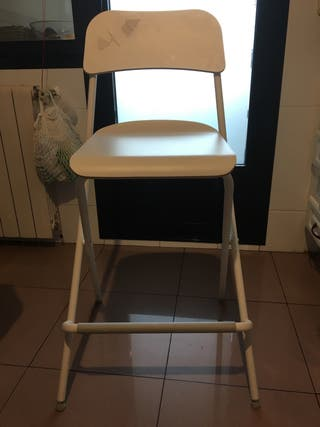 Silla de Ikea plegable