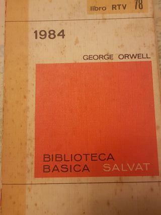 1984 . GEORGE ORWELL
