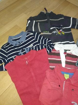 ropa niño 4-5 años