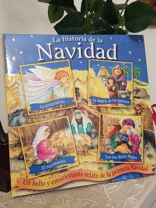 La historia de Navidad - libro infantil