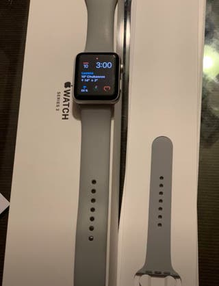Apple Watch Serie 3 42mm Aluminio