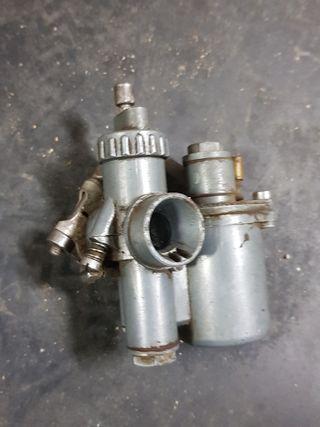 carburador IRZ Moto antigua