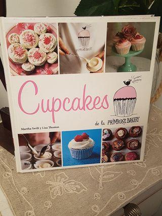 Libro Cupcakes NUEVO