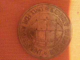 moneda luky winer