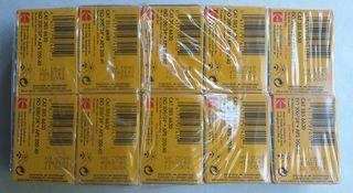 Lote 10 carretes Kodak Ultra Advantix APS 40 fotos