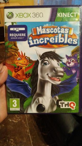 Juego para Kinect 360