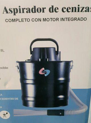 Aspirador de cenizas chimenea/BBQ/brasero
